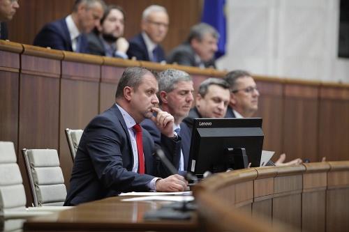 Zľava: Andrej Hrnčiar, Béla