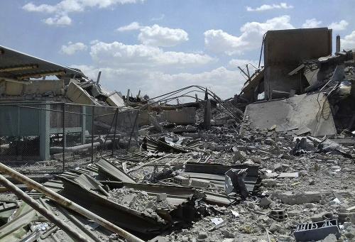 Útok v Sýrii
