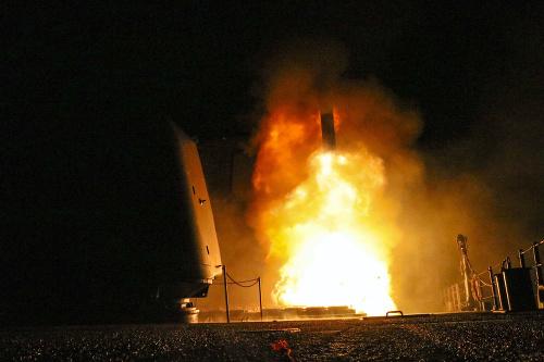 Sýria, chemický útok,