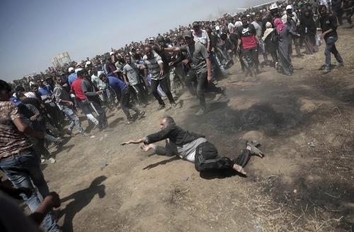 Mimoriadna situácia v Gaze: