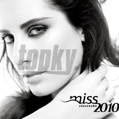 Súťaž Miss Slovensko 2010
