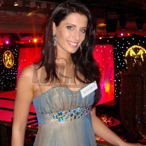 Barbora Franekova - Miss Slovensko 2009