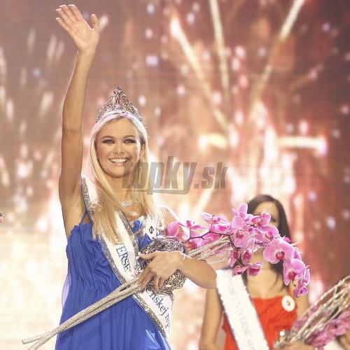 Miss Universe 2010 - Anna Amenová