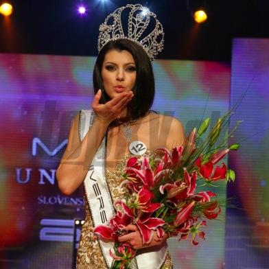Miss Universe SR Dagmar Kolesárová