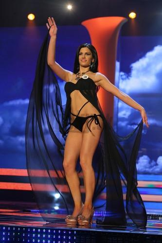 Finalistka č. 3 Romana Procházková.