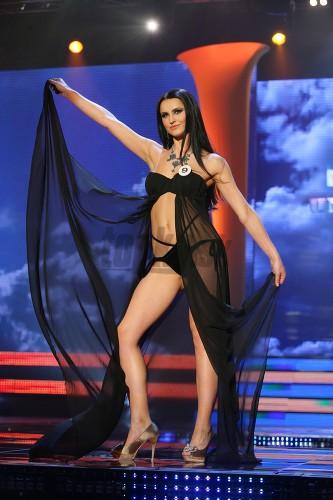 Finalistka č. 9 Adriana Šaradinová