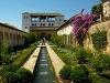 Zeleň Alhambry, Granada, Španielsko