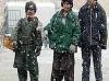 Krutá afganská zima