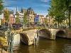 Amsterdamské kanály, Holandsko