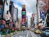 Námestie Times Square žije