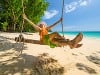 Má krajšie pláže Borneo