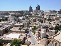 paradoxy Baku, Azerbajdžan
