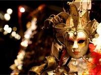 karneval v Benátkach, Taliansko