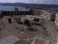 výhľad z Kızkalesi