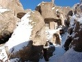 Iránske kamenné príbytky