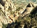 Montserrat - kláštor neďaleko