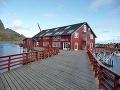 rybársky dom rorbu