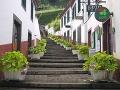 Pitoreskná ulička v dedinke