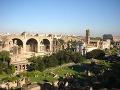 Roman Forum, Rím