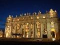Bazilika svätého Petra, Rím