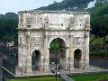 Konštantínov oblúk, Rím