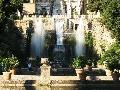 Villa d'Este Tivoli, Rím