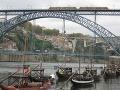 Pohľad na Porto