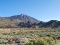 Najvyšší vrch Španielska, sopka