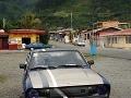 Orosi vozový park, Kostarika