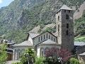 Andorra, Kostol Andorra la