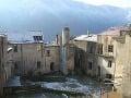 mesto duchov Balestrino, Taliansko