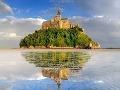 Mont Saint Michel, Francúzsko