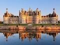 zámok Chambord, Francúzsko