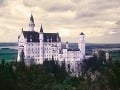 Zámok Neuschwanstein, Nemecko
