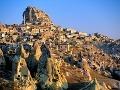 Kappadokia, Turecko