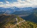 Cesta Pacific Crest Trail,