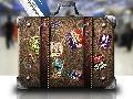 Zbalený kufor