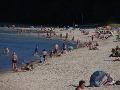 Pláž v meste Güren
