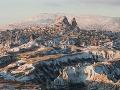 Hrad Uchisar, Turecko