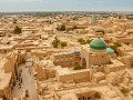 Chiva v Uzbekistane