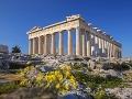 AKROPOLA, ATÉNY