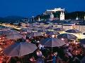 Salzburg: Rakúska perla plná