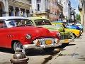 Ďalšia klasika kubánskych ulíc