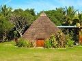 Typické domorodé obydlie v