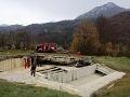 Dobrovoľníci opravili travertínové jazierko
