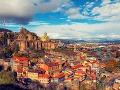 Spoznajte krásy Gruzínska