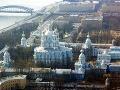 Kláštorný komplex v Smolnom
