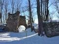 Muránsky hrad ľudia navštevujú