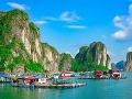 Dračia zátoka Ha Long