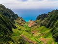 Údolie Kalalau, Havaj